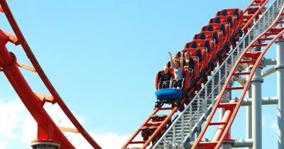 Success in business Rollercoaster ride of entrepreneurship